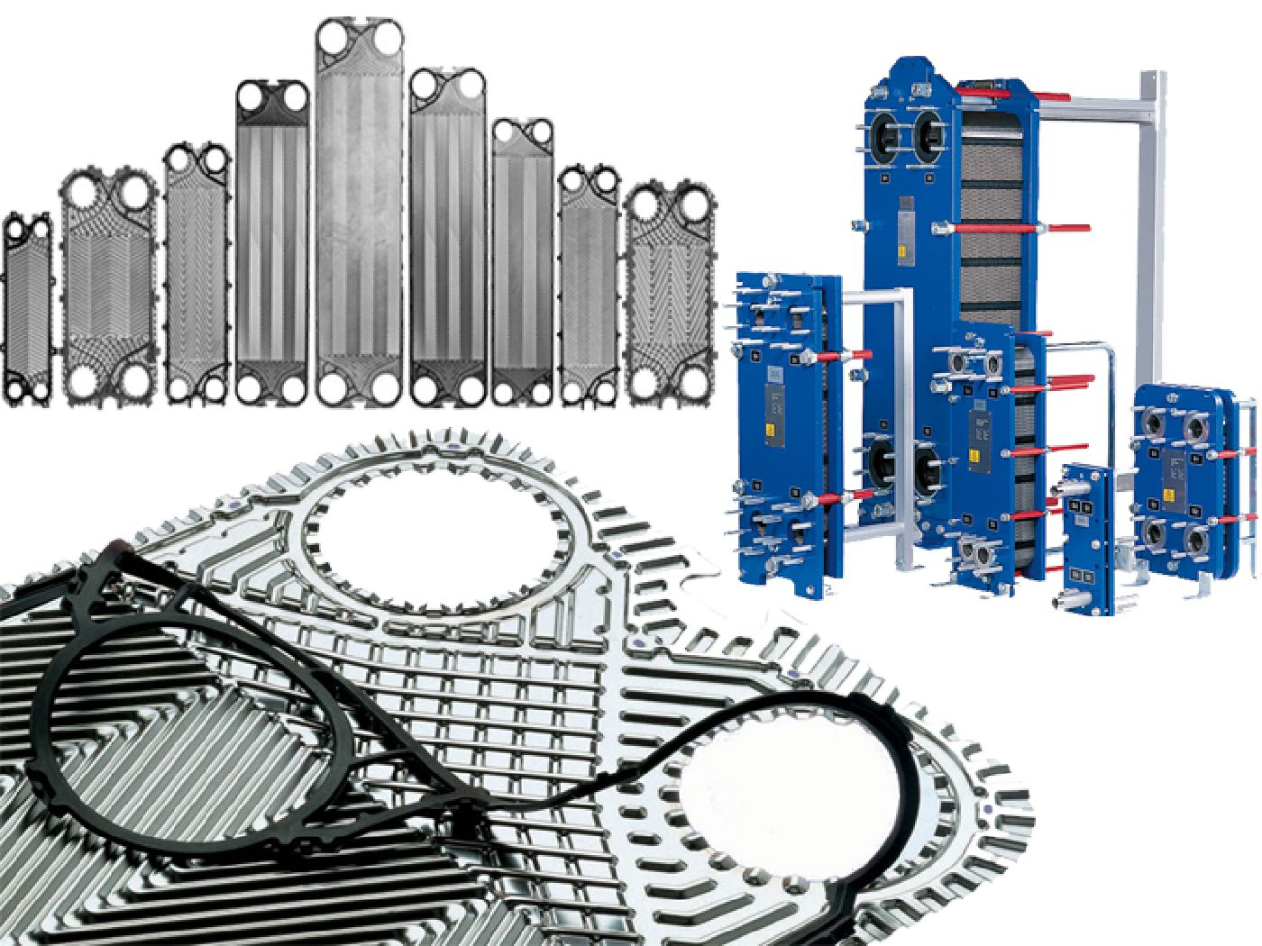 SPCO GROUP HEAT EXCHANGER AND MECHANICAL
